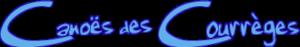 Logo canoës des courrèges